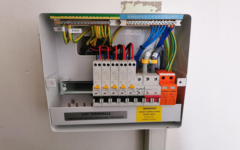 electrical services in durham